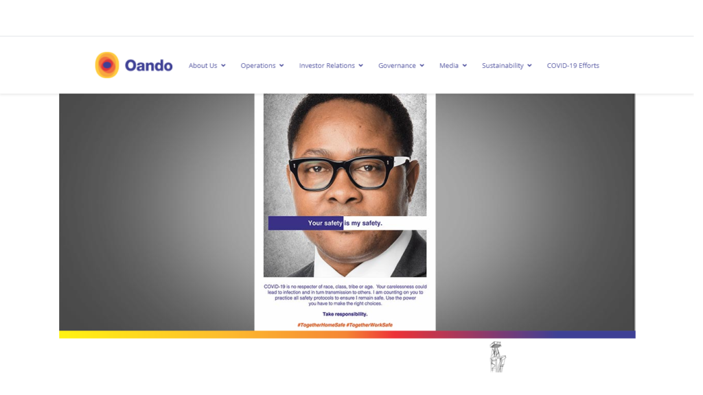Oando recruitment Form Portal 2020