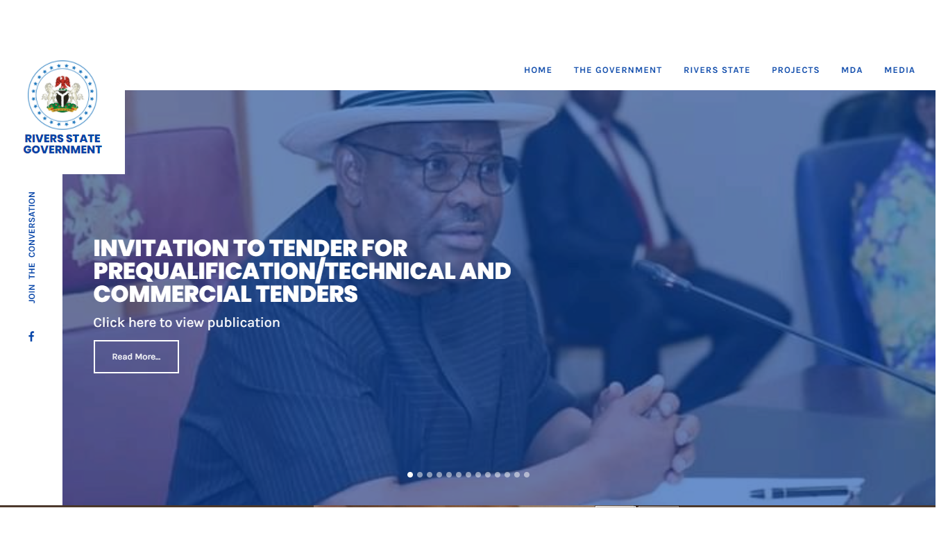 Rivers state government portal